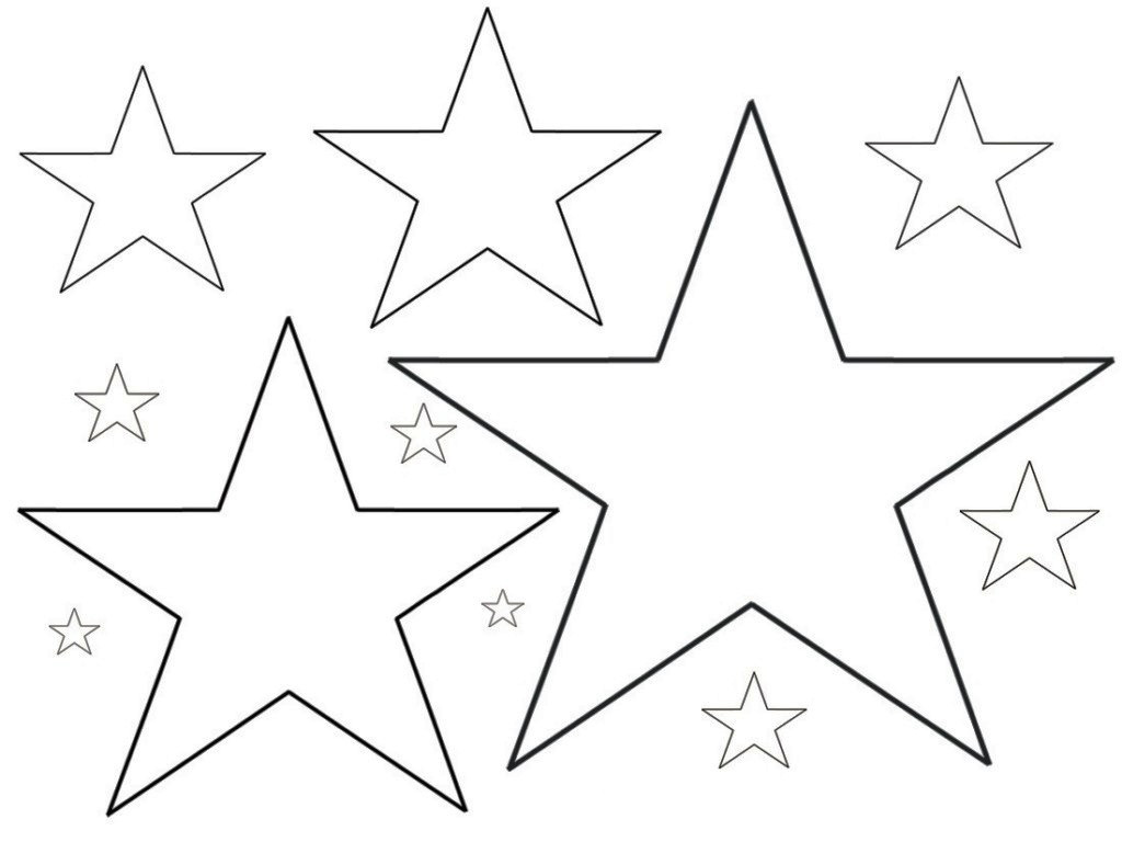 Best ideas about Free Printable Coloring Sheets Of Stars . Save or Pin Christmas Star Printable Coloring Pages Now.
