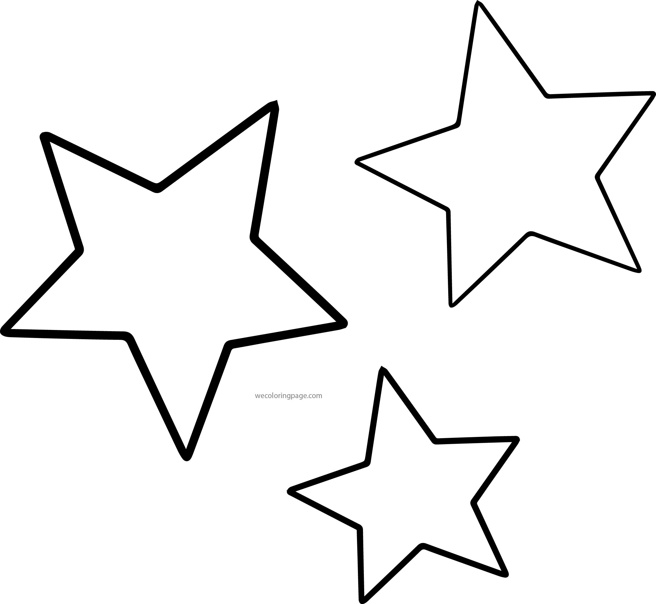 Best ideas about Free Printable Coloring Sheets Of Stars . Save or Pin Shooting Star Outline Now.