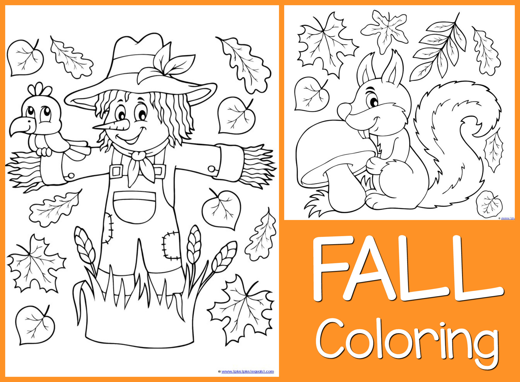 Best ideas about Free Printable Fall Coloring Pages For Kids . Save or Pin Just Color Free Coloring Printables Now.