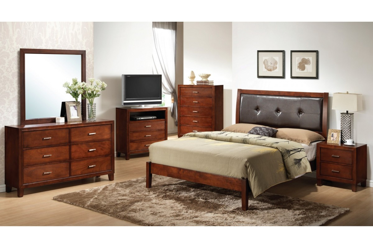Best ideas about Full Size Bedroom Set . Save or Pin Bedroom Sets Jett Brown Full Size Bedroom Set Now.