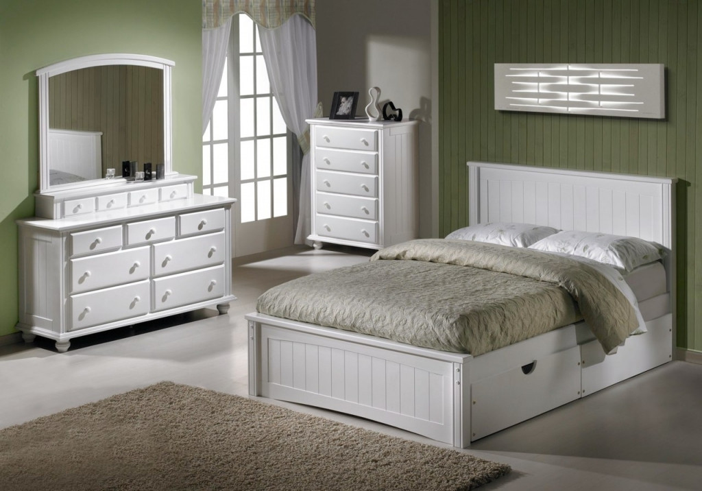 Best ideas about Full Size Bedroom Set . Save or Pin White Bedroom Furniture Full Size Collections Now.
