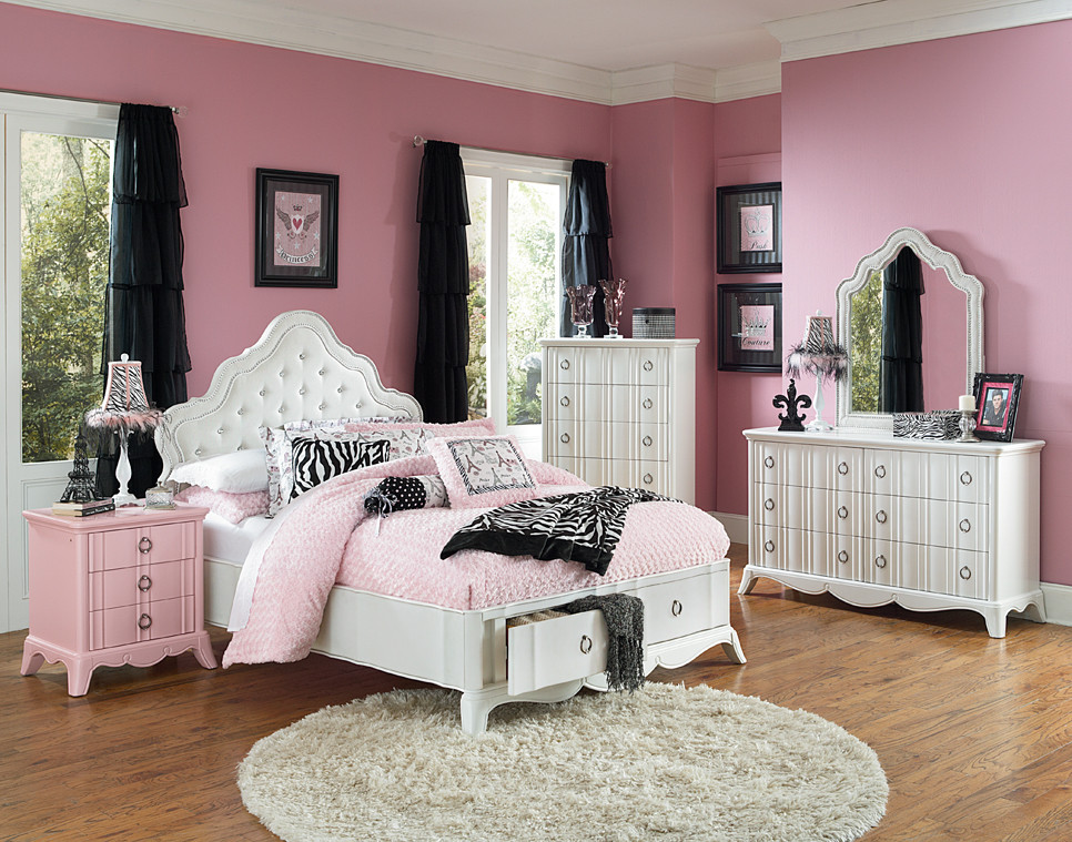 Best ideas about Full Size Bedroom Set . Save or Pin Girls Full Size Bedroom Sets Home Furniture Design Now.