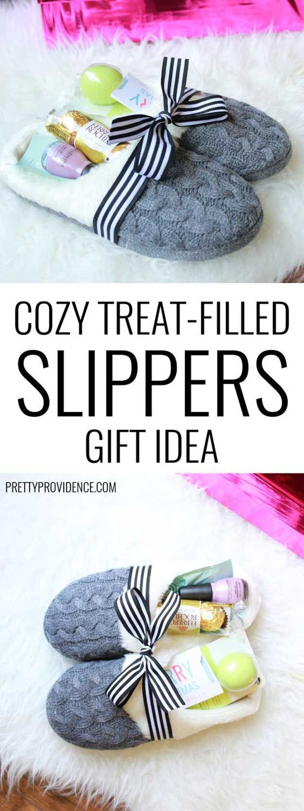 Best ideas about Fun Gift Ideas For Girlfriends . Save or Pin Cute Gifts to Make For Her Now.