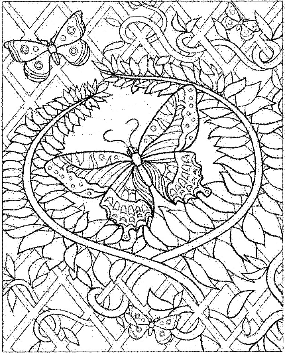 Best ideas about Fun Printable Coloring Pages For Adults . Save or Pin Intricate Mandala Coloring Pages Free For Kids Now.