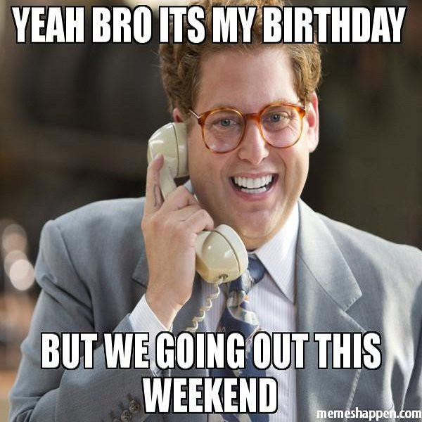 Best ideas about Funny Birthday Memes . Save or Pin Funny Happy Birthday Brother Meme 2HappyBirthday Now.