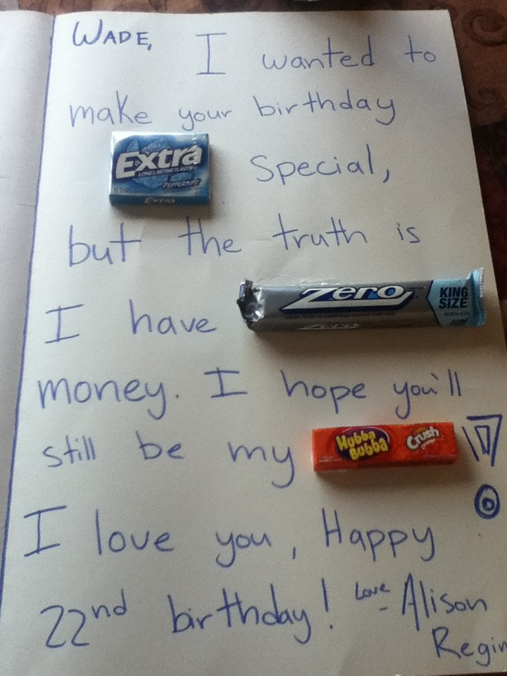 Best ideas about Funny Gift Ideas For Boyfriend . Save or Pin Gift Ideas for Boyfriend Gift Ideas For Boyfriend Funny Now.
