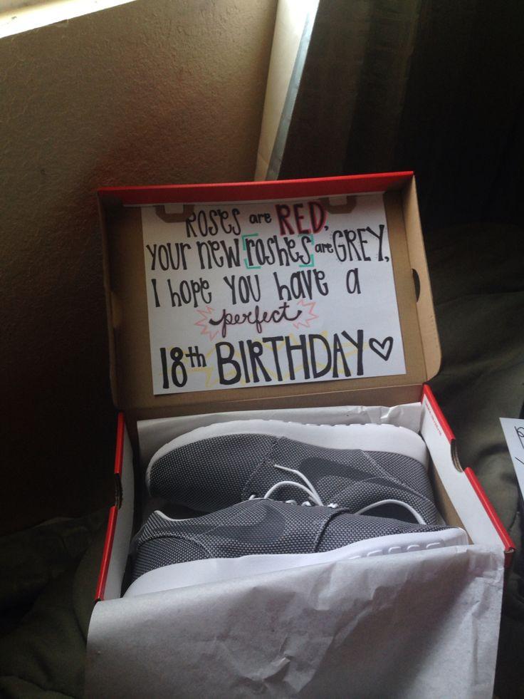 Best ideas about Funny Gift Ideas For Boyfriend . Save or Pin Cute birthday present idea Random Now.