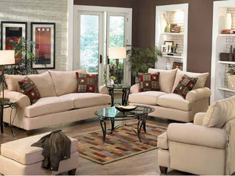 Best ideas about Furniture Ideas For Living Room . Save or Pin Small Living Room Furniture Placement Small Living Room Now.
