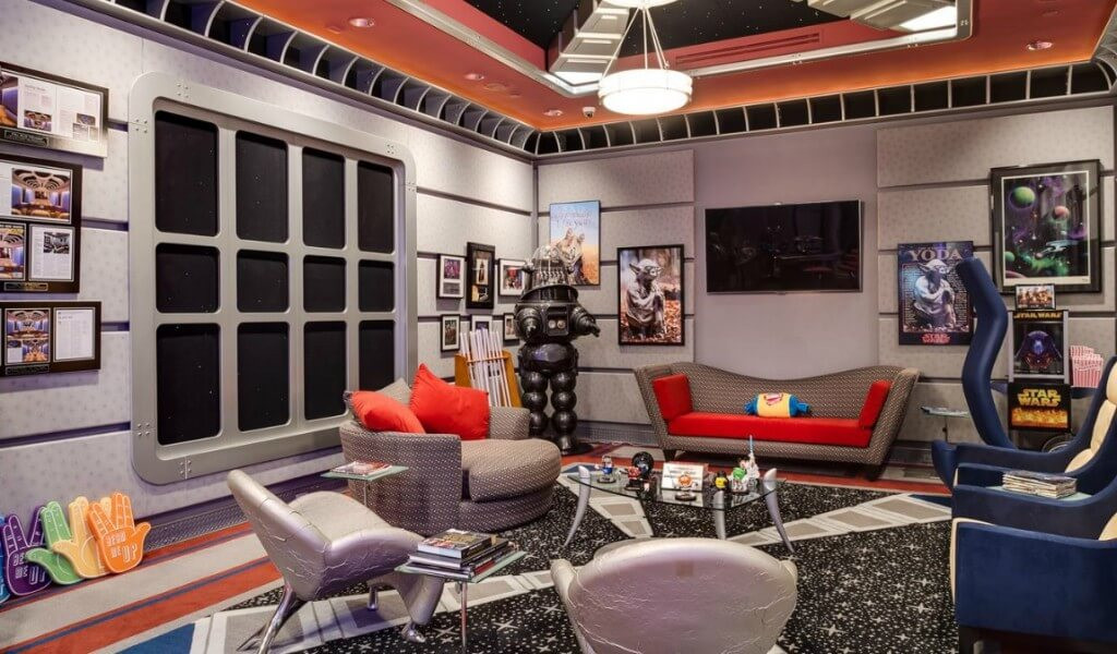 Best ideas about Game Room Accessories . Save or Pin 50 Best Setup of Video Game Room Ideas [A Gamer s Guide] Now.
