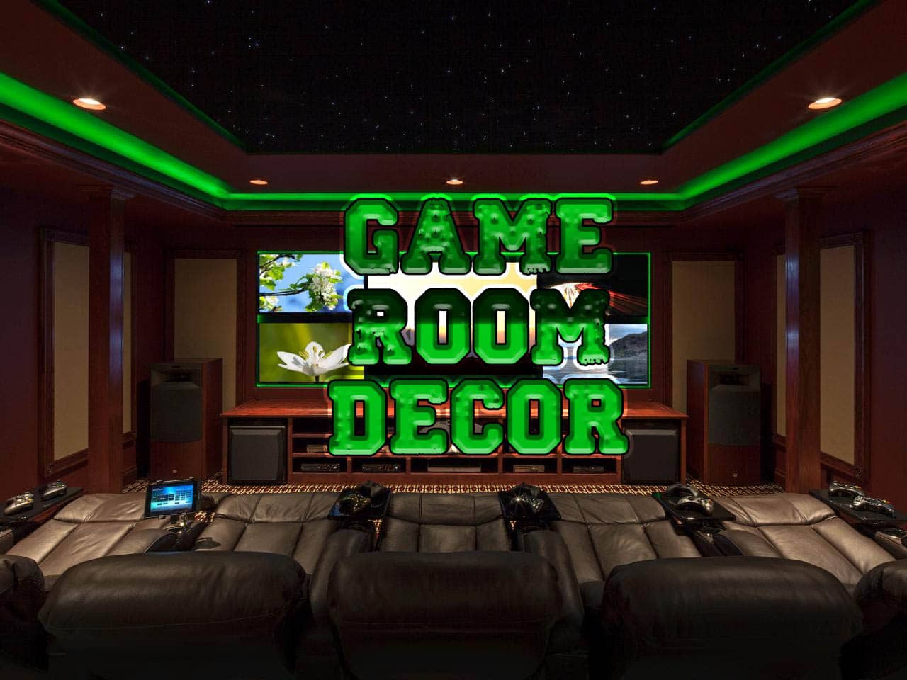 Best ideas about Game Room Accessories . Save or Pin Game Room Decor TrueManCave Now.