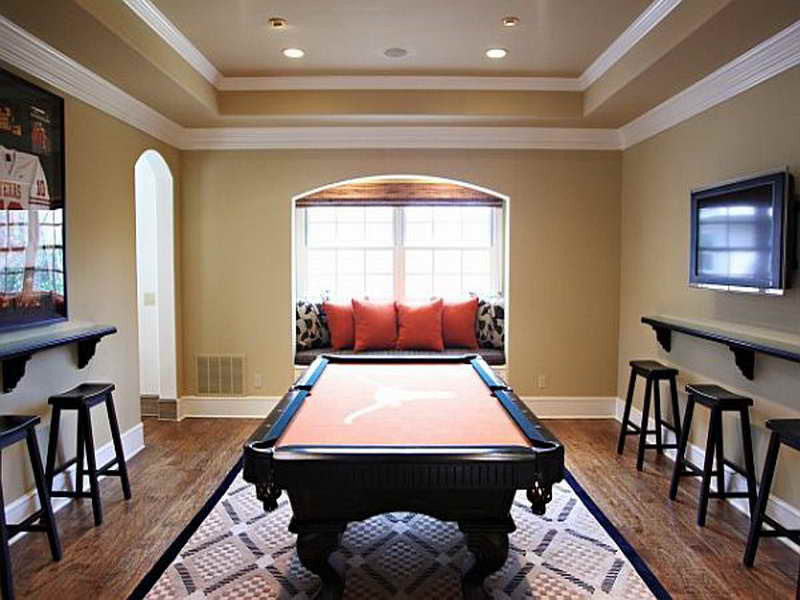 Best ideas about Game Room Accessories . Save or Pin 23 Game Rooms Ideas For A Fun Filled Home Now.