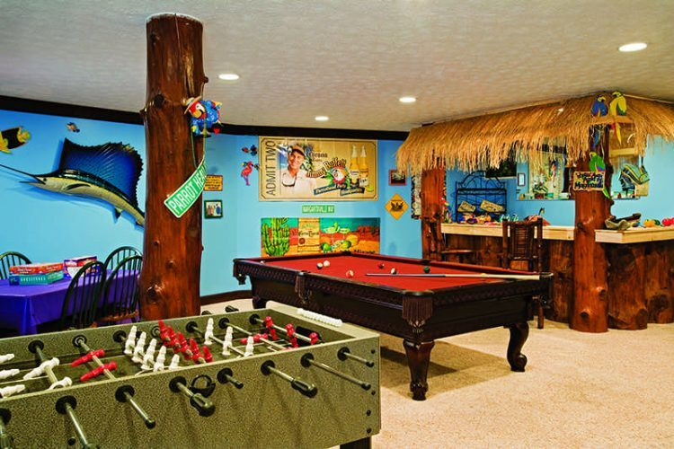 Best ideas about Game Room Accessories . Save or Pin 20 The Coolest Home Game Room Ideas Now.