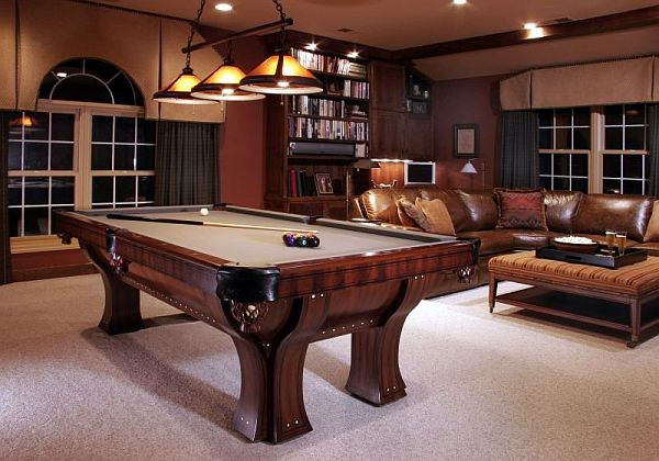 Best ideas about Game Room Accessories . Save or Pin Inspiring game rooms decorating ideas Now.