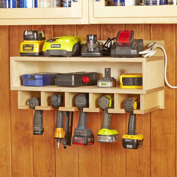 Best ideas about Garage Tool Storage Ideas . Save or Pin DIY Garage Storage Ideas & Projects Now.