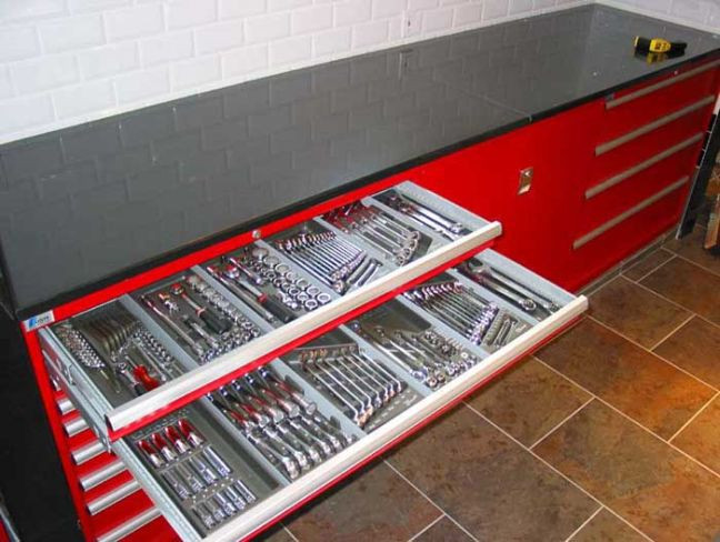 Best ideas about Garage Tool Storage Ideas . Save or Pin Garage tool organizer ideas large and beautiful photos Now.