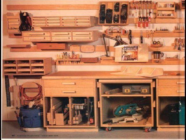 Best ideas about Garage Tool Storage Ideas . Save or Pin Tool Storage Garage Tool Storage Ideas Now.