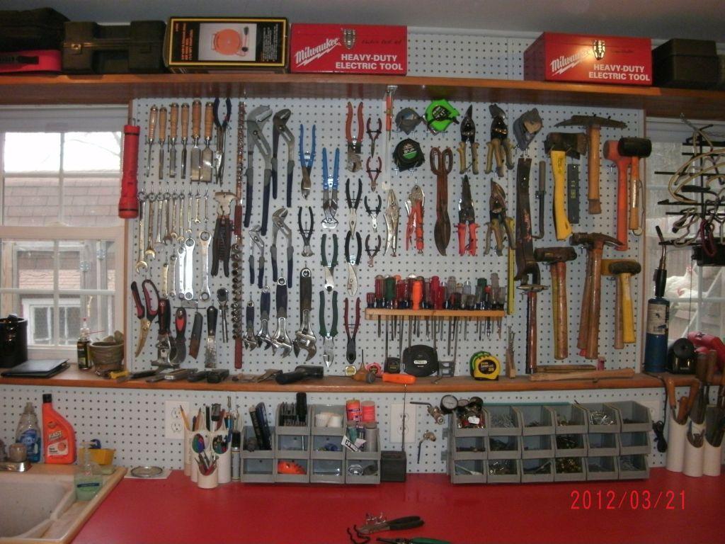 Best ideas about Garage Tool Storage Ideas . Save or Pin garage organization Now.