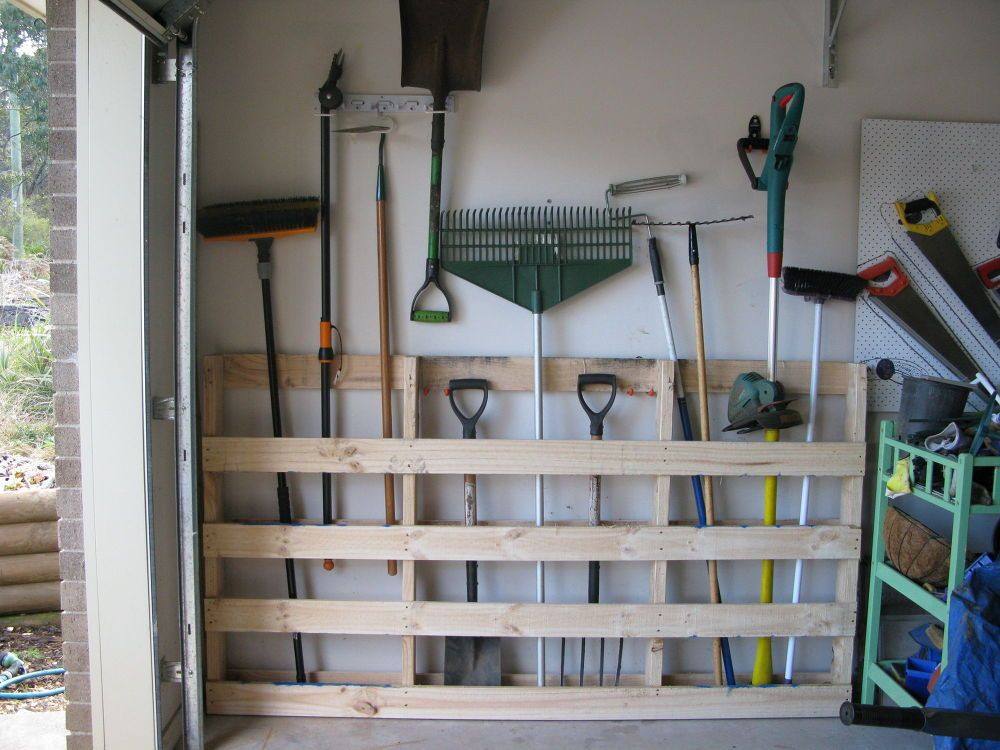 Best ideas about Garage Tool Storage Ideas . Save or Pin DIY Storage Solutions For A Well Organized Garage Now.