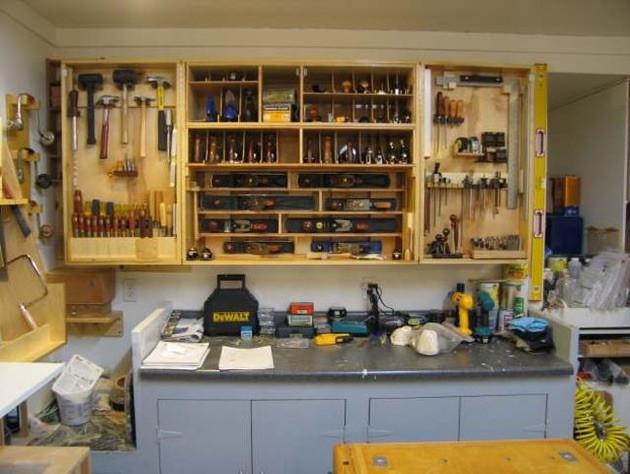 Best ideas about Garage Tool Storage Ideas . Save or Pin Garage Organization Ideas Now.