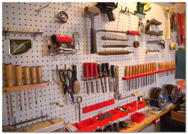 Best ideas about Garage Tool Storage Ideas . Save or Pin Organize Your Workshop with These Garage Tool Storage Ideas Now.