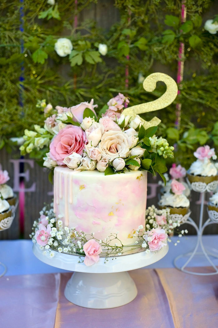 Best ideas about Garden Birthday Party . Save or Pin Kara s Party Ideas Secret Garden 2nd Birthday Party Now.