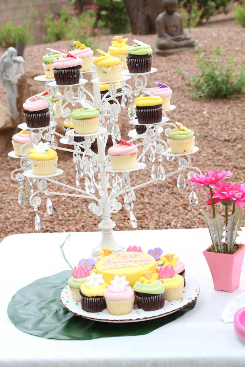 Best ideas about Garden Birthday Party . Save or Pin A Fairy Garden Birthday Party Now.