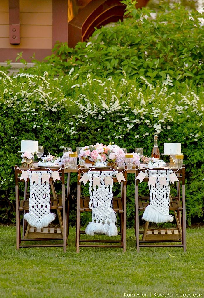 Best ideas about Garden Birthday Party . Save or Pin Kara s Party Ideas Garden Party Tablescape Free Now.