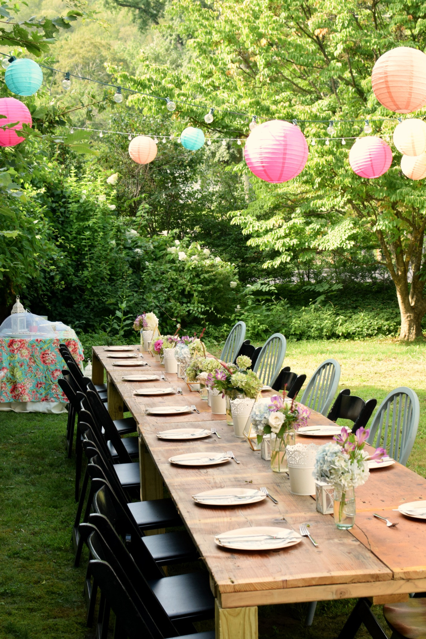 Best ideas about Garden Birthday Party . Save or Pin Charming Garden Party perfect for your next party idea Now.