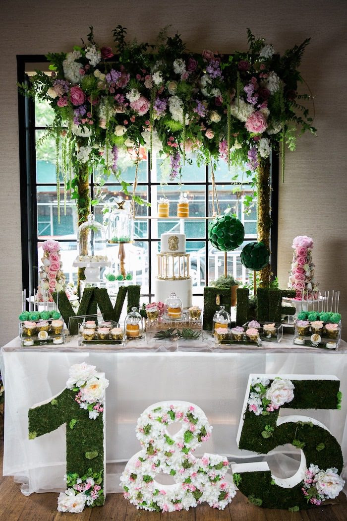 Best ideas about Garden Birthday Party . Save or Pin Kara s Party Ideas Secret Garden Birthday Party Now.