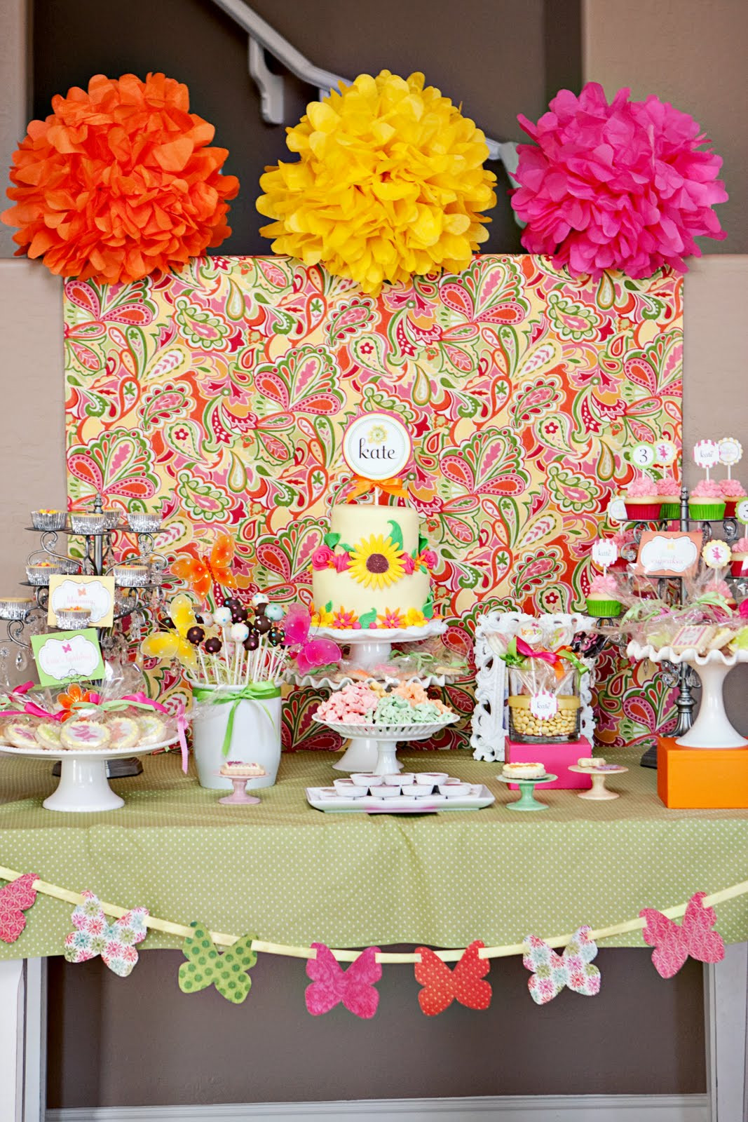 Best ideas about Garden Birthday Party . Save or Pin Kate's Fairy Garden Birthday Party… Now.