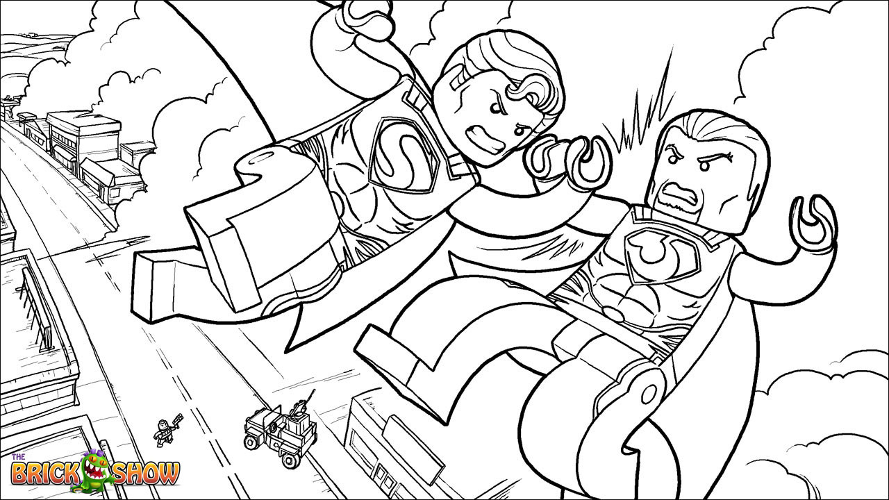 Best ideas about General Coloring Pages For Girls . Save or Pin Coloriage Lego Batman Les beaux dessins de Meilleurs Now.