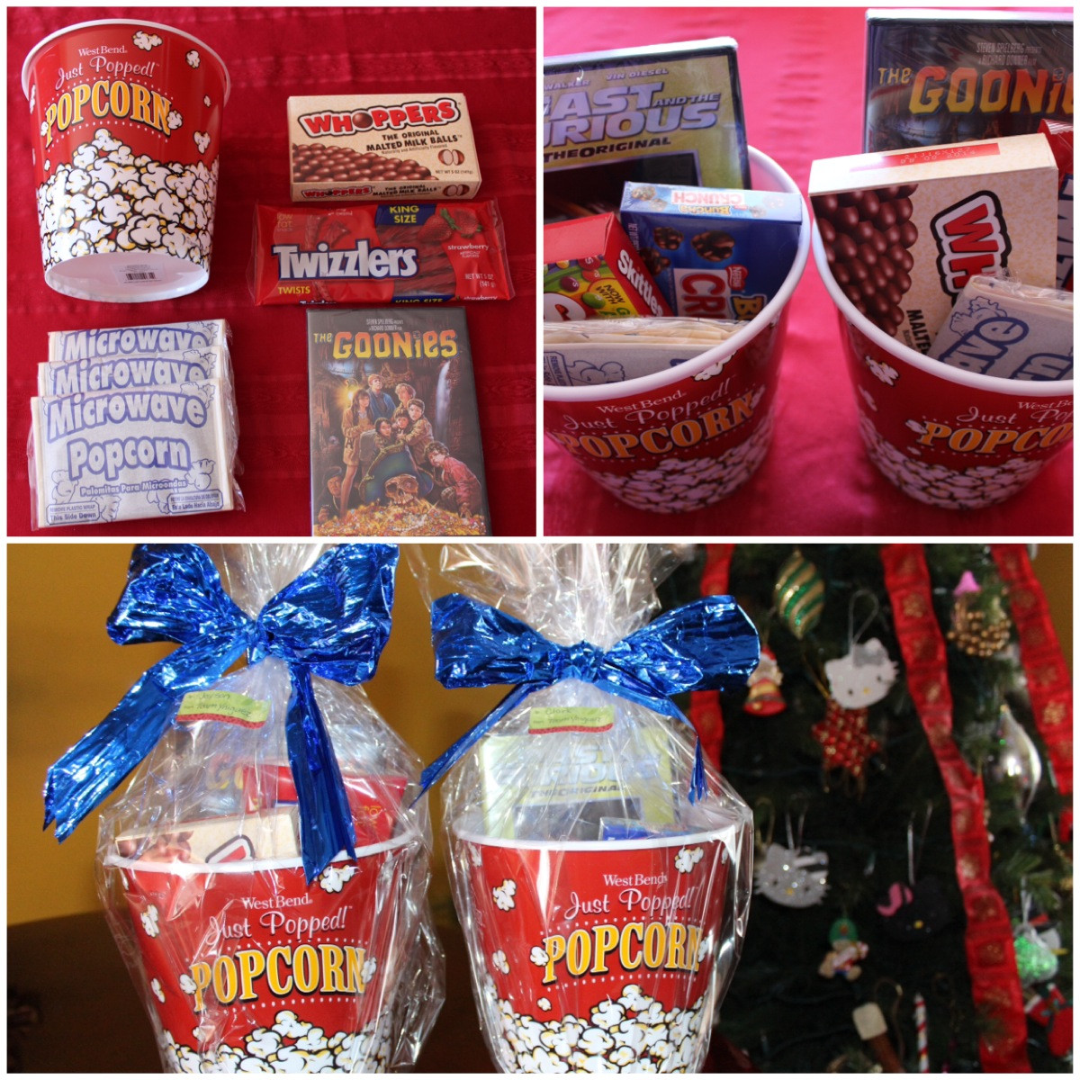 Best ideas about Gift Basket Theme Ideas . Save or Pin DIY Movie & Art Themed Gift Baskets for Kids – Bud Friendly Now.