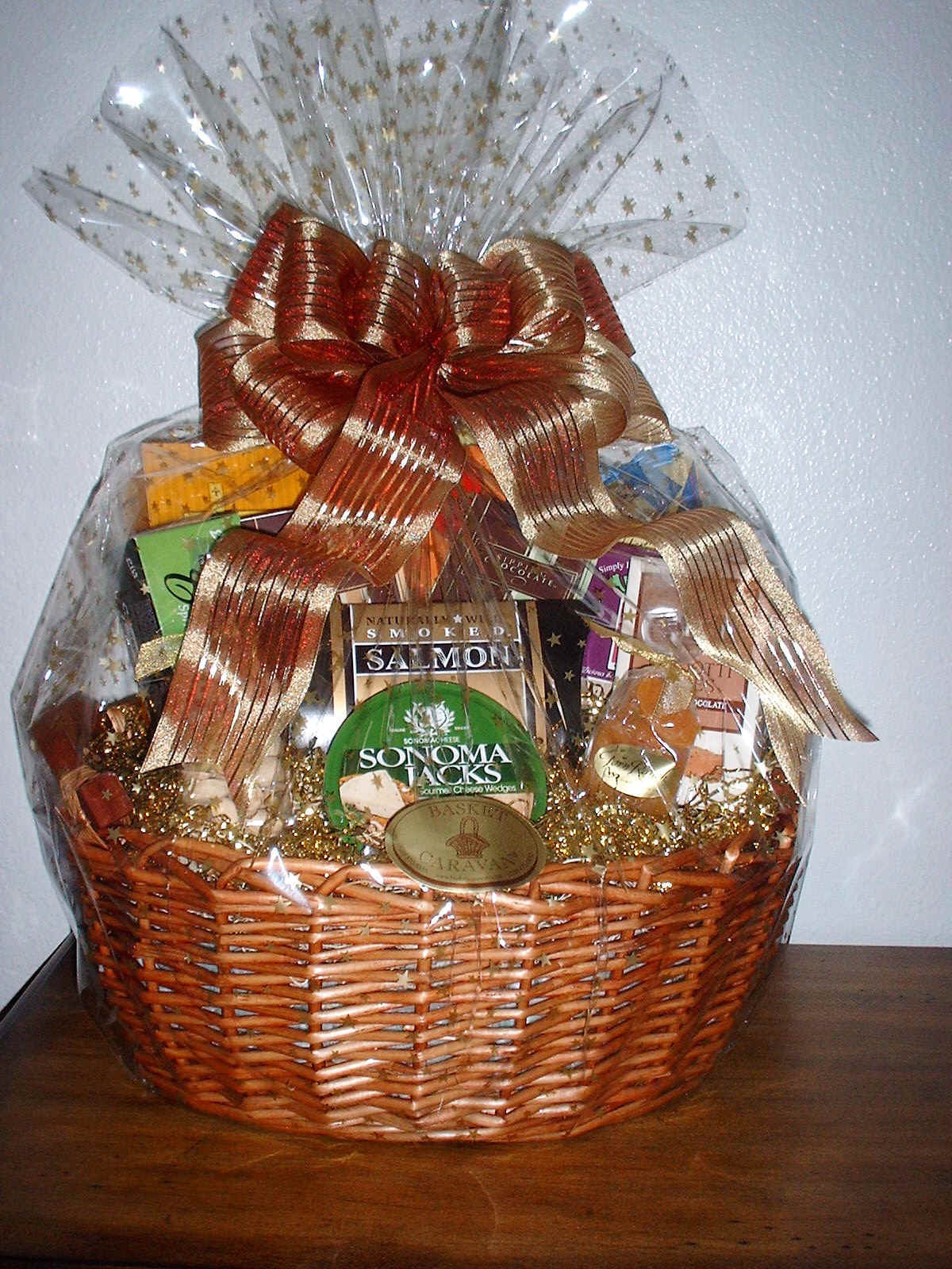 Best ideas about Gift Baskets Ideas . Save or Pin Let s Examine Wonderful Ideas Kneaders Gift Baskets Now.