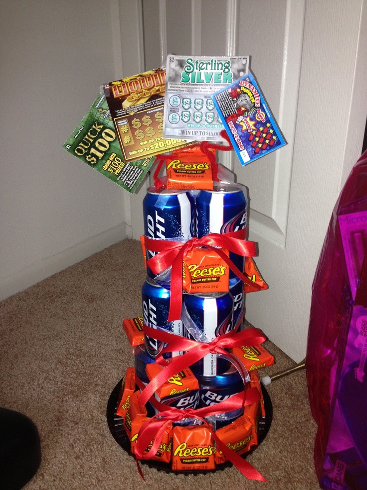 Best ideas about Gift Baskets Ideas For Boyfriend . Save or Pin Gift Ideas for Boyfriend Gift Basket Ideas For My Now.