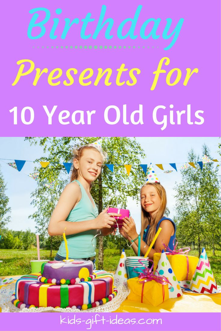 Best ideas about Gift Ideas For 10 Year Old Girls . Save or Pin 17 Best images about Gift Ideas For Kids on Pinterest Now.