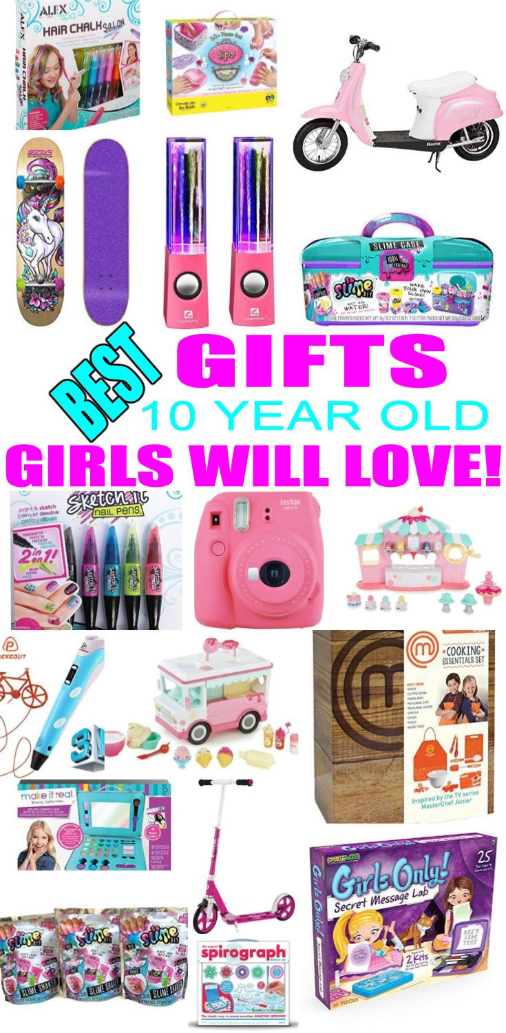 Best ideas about Gift Ideas For 10 Year Old Girls . Save or Pin Best Toys for 10 Year Old Girls Now.