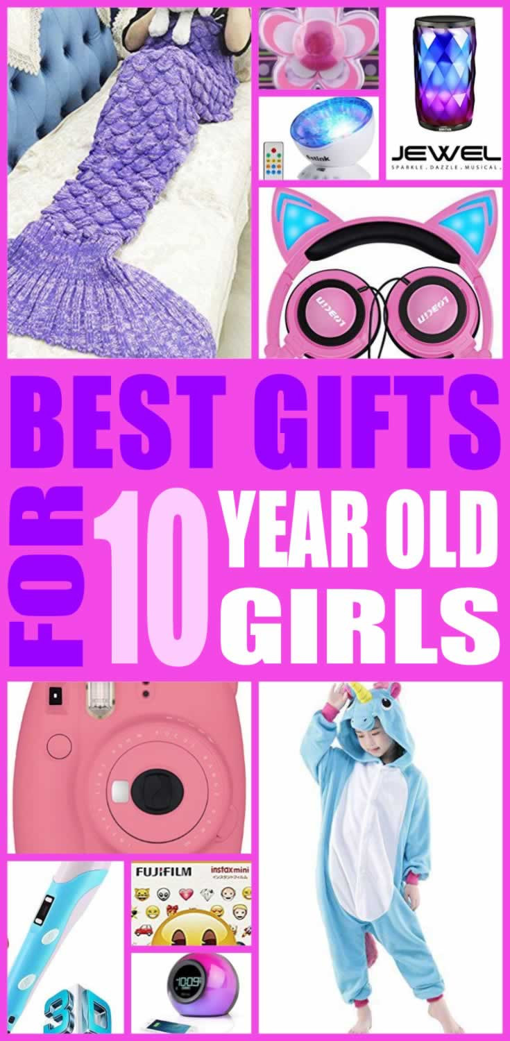 Best ideas about Gift Ideas For 10 Year Old Girls . Save or Pin Best Gifts For 10 Year Old Girls Now.