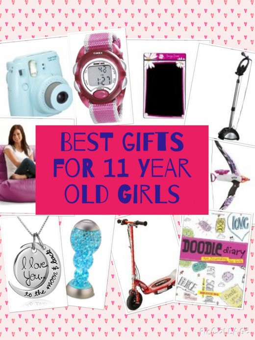 Best ideas about Gift Ideas For 11 Year Old Girls . Save or Pin Popular Gifts For 11 Year Old Girls Now.