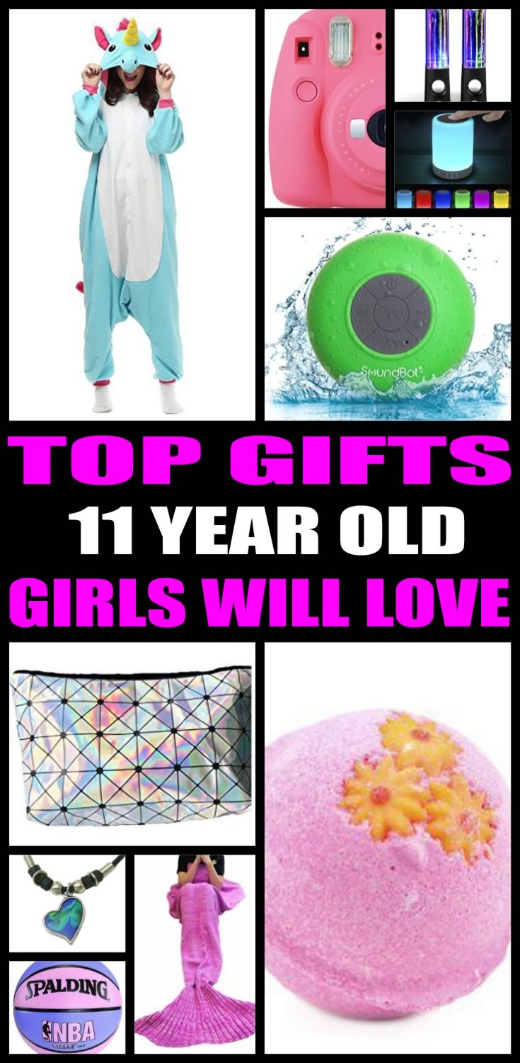 Best ideas about Gift Ideas For 11 Year Old Girls . Save or Pin Top Gifts 11 Year Old Girls Will Love Now.
