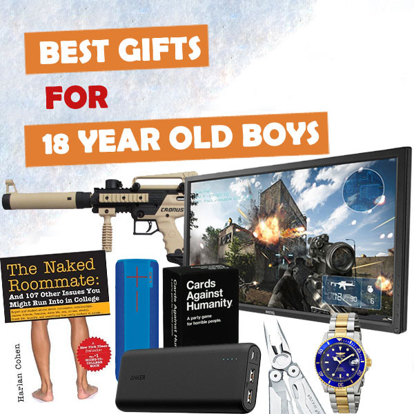 Best ideas about Gift Ideas For 17 Year Old Boys . Save or Pin Gifts For 18 Year Old Boys • Toy Buzz Now.