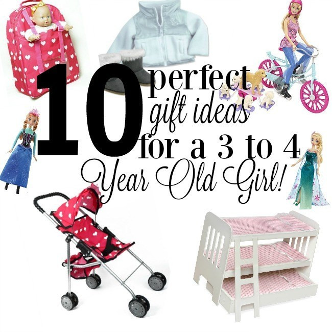 Best ideas about Gift Ideas For 3 Year Old Baby Girl . Save or Pin 10 Gift Ideas for a Three or Four Year Old Girl Now.