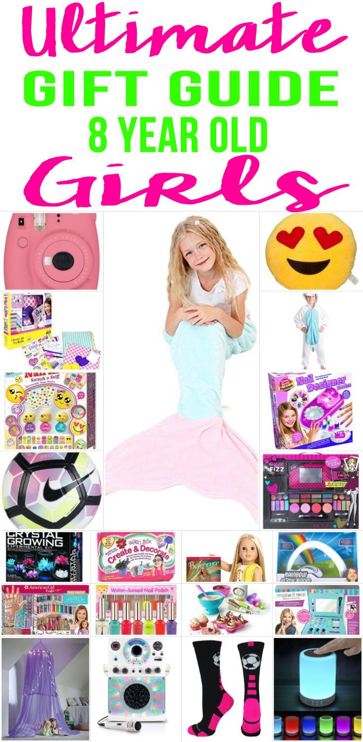 Best ideas about Gift Ideas For 8 Year Old Girls . Save or Pin Best Gifts For 8 Year Old Girls Tay Pinterest Now.