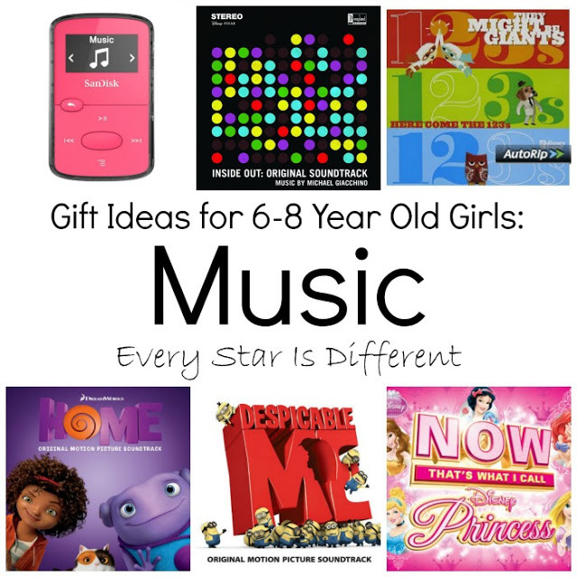 Best ideas about Gift Ideas For 8 Year Old Girls . Save or Pin Gift Ideas for 6 8 Year Old Girls Every Star Is Different Now.