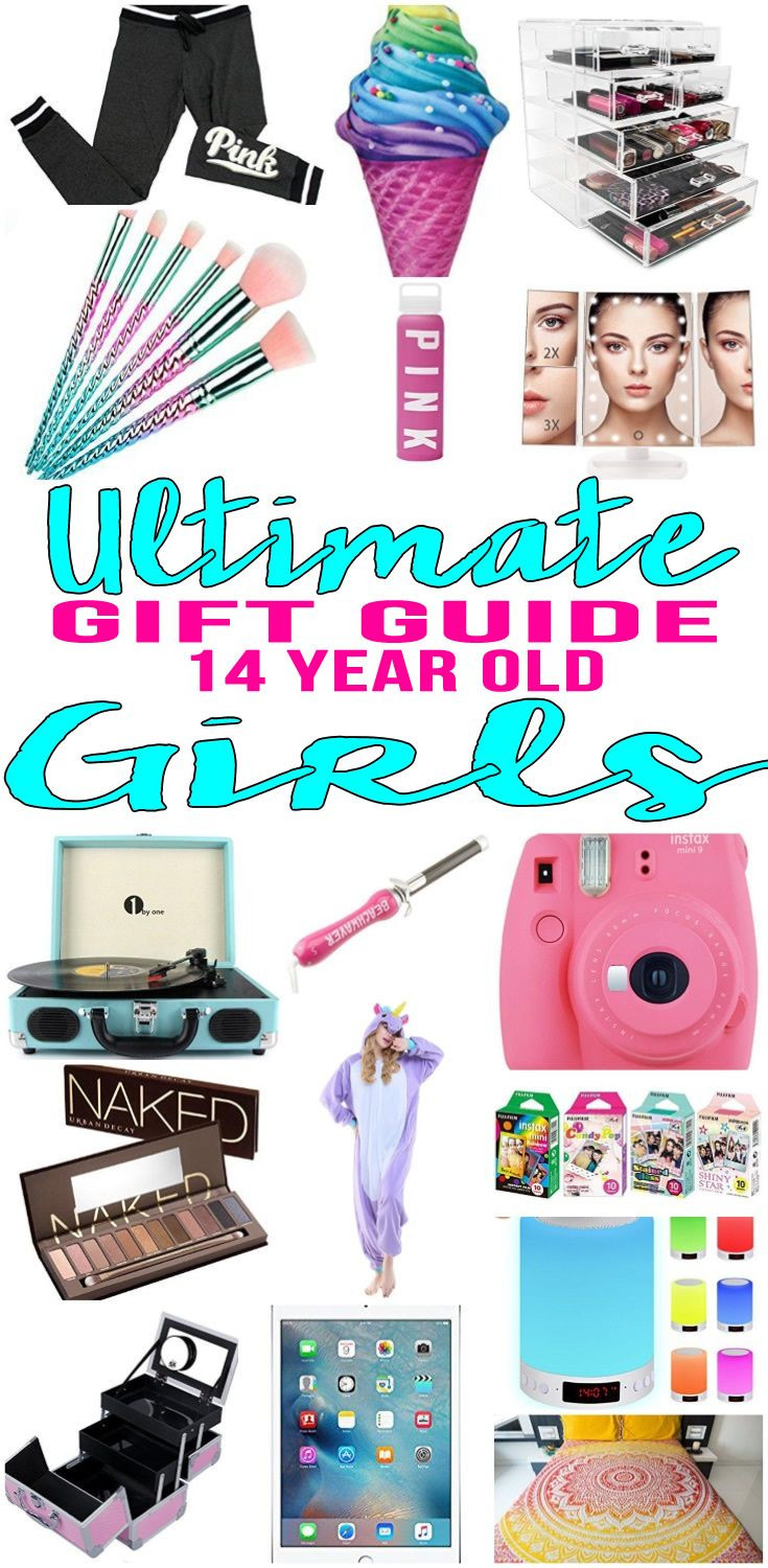 Best ideas about Gift Ideas For A 14 Year Old Boy . Save or Pin Best Gifts 14 Year Old Girls Will Love Now.