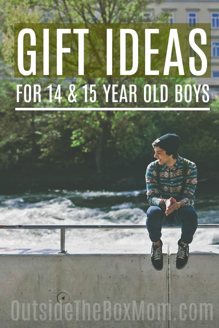 Best ideas about Gift Ideas For A 14 Year Old Boy . Save or Pin The Best Gift Ideas for 15 Year Old Boys That Also Make Now.