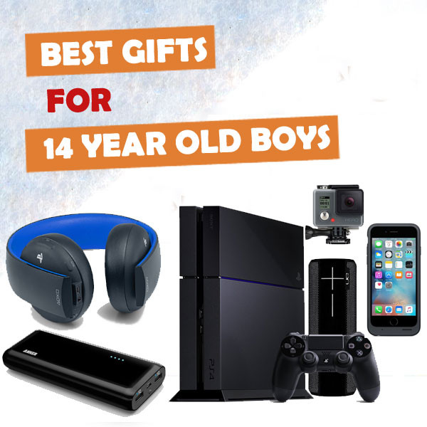 Best ideas about Gift Ideas For A 14 Year Old Boy . Save or Pin Gifts For 14 Year Old Boys • Toy Buzz Now.