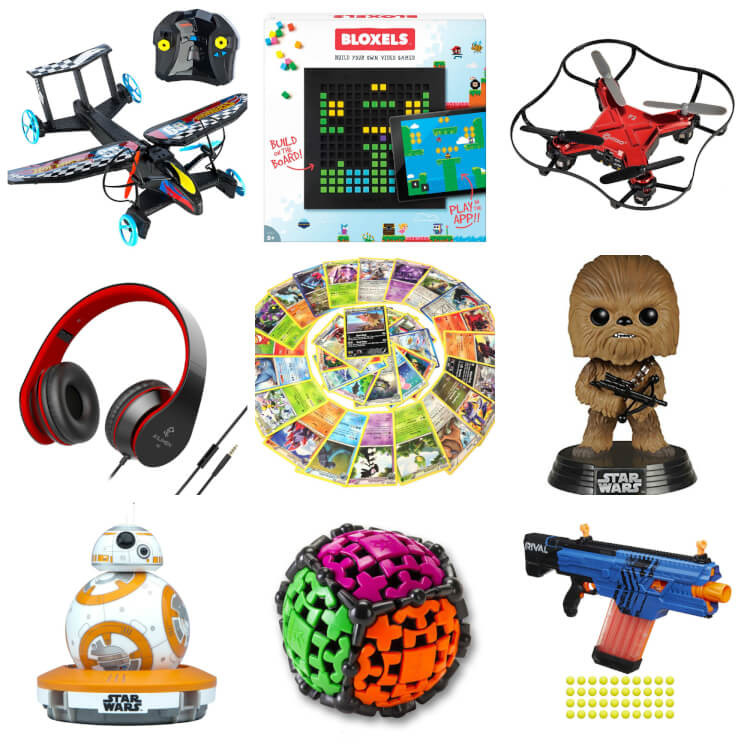 Best ideas about Gift Ideas For Boys Age 11 . Save or Pin The Best Gift Ideas for Boys Ages 8 11 Happiness is Homemade Now.