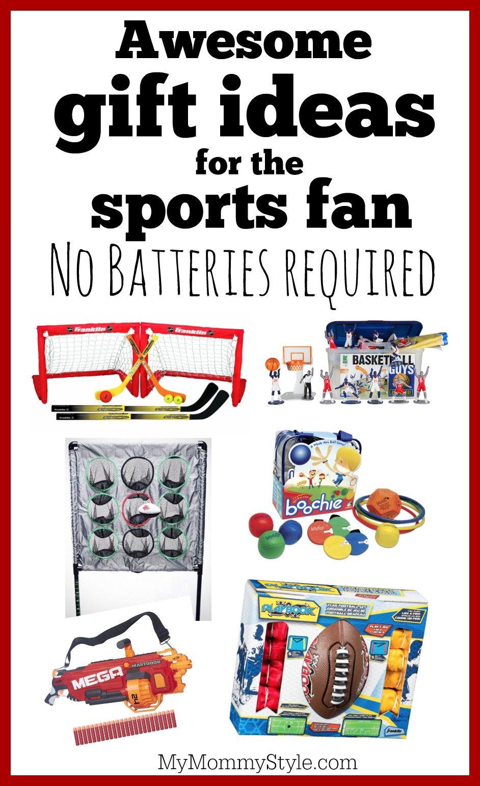 Best ideas about Gift Ideas For Boys Age 11 . Save or Pin 50 battery free t ideas for boys ages 8 11 My Mommy Style Now.