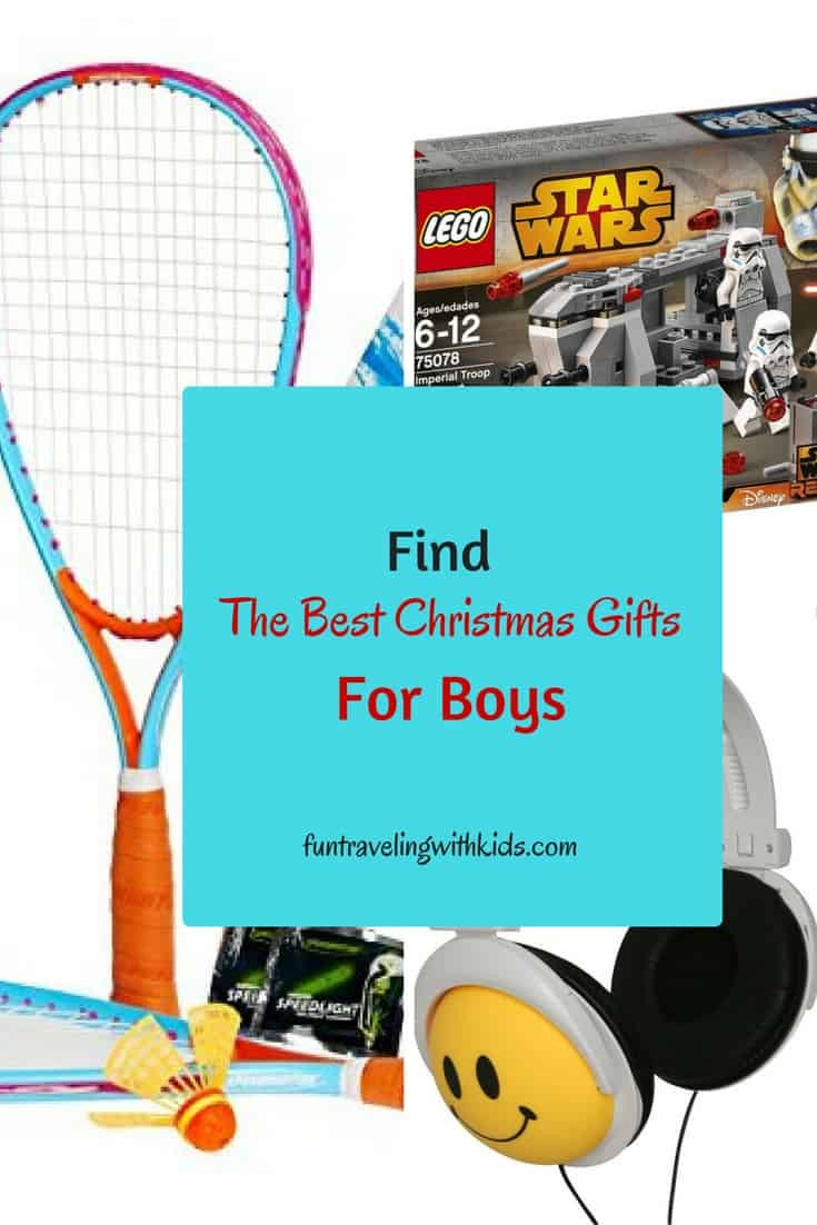 Best ideas about Gift Ideas For Boys Age 11 . Save or Pin The Best Christmas Gifts For Boys Age 6 to 11 Fun Now.