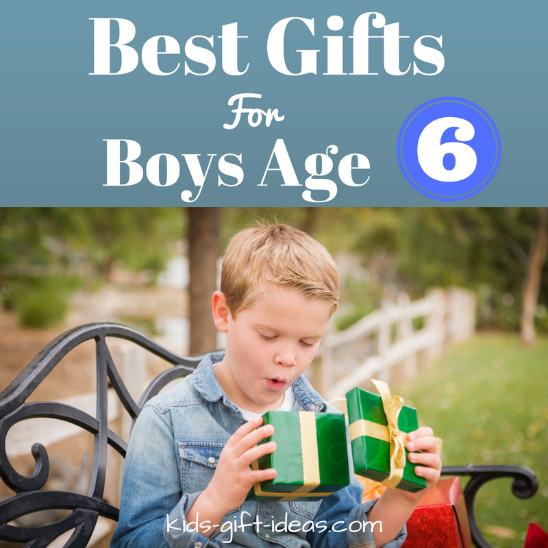Best ideas about Gift Ideas For Boys Age 6 . Save or Pin Best Gifts Boys Age 6 Years Old Will Love To Have Kids Now.